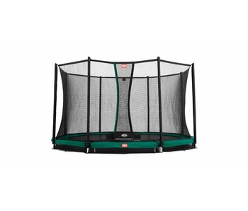 BERG InGround Trampoline Favorit 330 + Safety Net Comfort