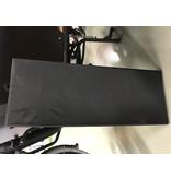 Bakfietskussen zwart 60x23x3cm