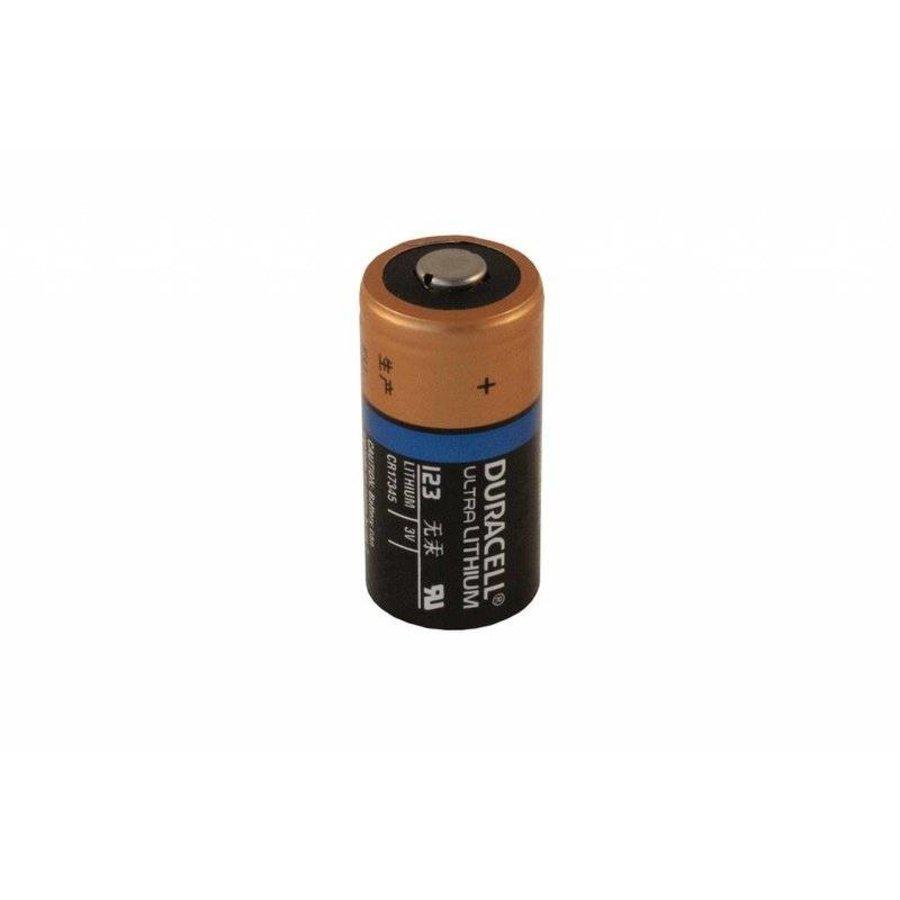 Duracell Cr123a Ultra Lithium Foto Batterij Blister 1 Accu Drunen