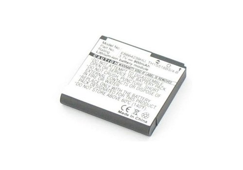 Blu-Basic Accu voor Samsung Blue Earth S7550