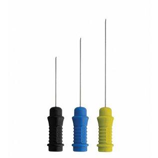 Bionen Monopolar Naald Electrode - D=0.35mm L=35mm - Blauw
