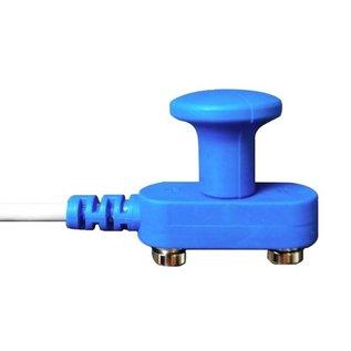 Bionen Bipolar Stimulating Electrodes, velcro band L=35cm, spacing 25mm, kabel L=150cm - 1.5mm female TP