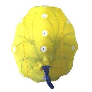 Bionen Headcap - 10 pre-wired Ag/AgCI Flat internal - Maat 3 - 40cm c.c. - Pediatric  - Licht Blauw