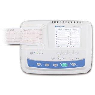 Nihon Kohden ECG-2150 Cardiofax C - 3-kanalen interpretatie Cardiograaf