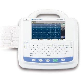 Nihon Kohden ECG-2250 Cardiofax S - 3-6 kanalen interpretatie cardiograaf