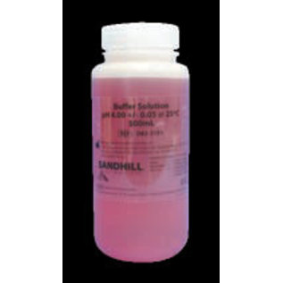 Diversatek - Sandhill Scientific pH4 Buffer Solution 500ml