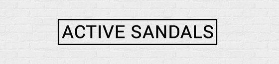 Active Sandals