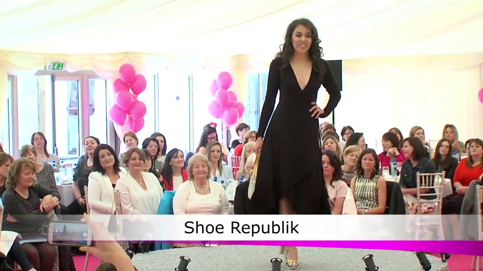 Shoe Republik @ Gok Wan Fashion Brunch Club Newcastle West Limerick