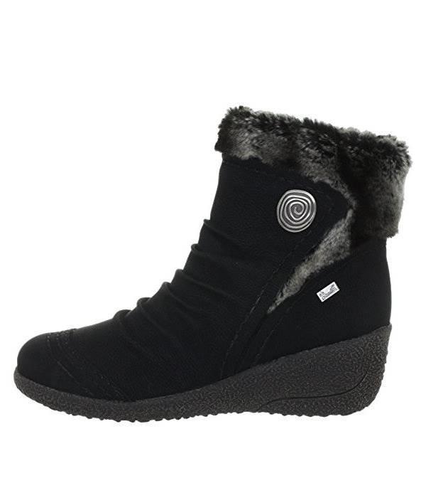 Rieker Y0363 Women's Ankle Boots