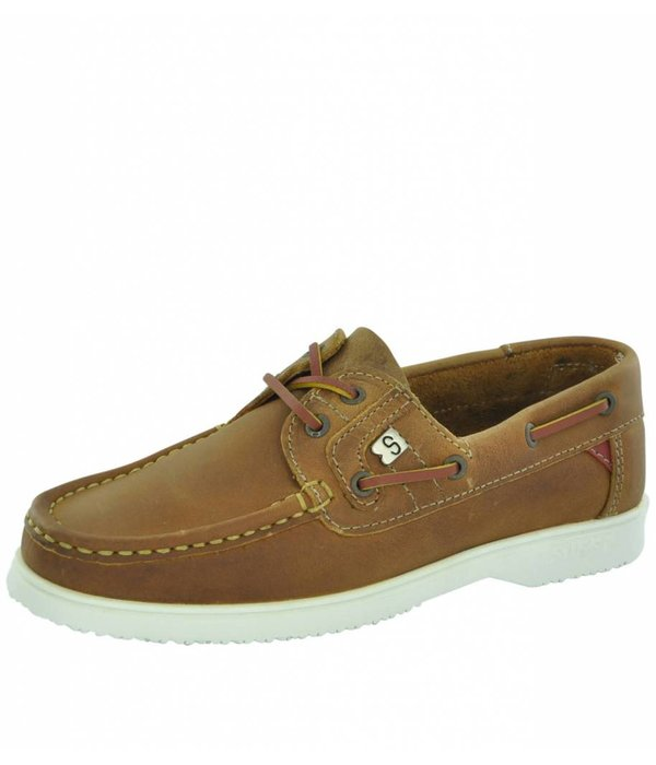 Susst Gaby WS Girl's Deck Shoes