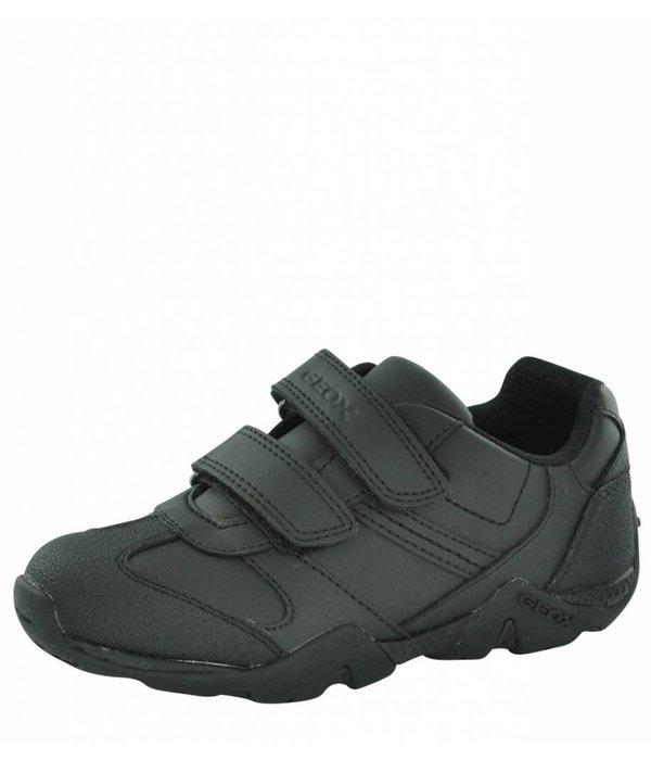 Geox Kids J5465A Aragon Boy's School Shoes
