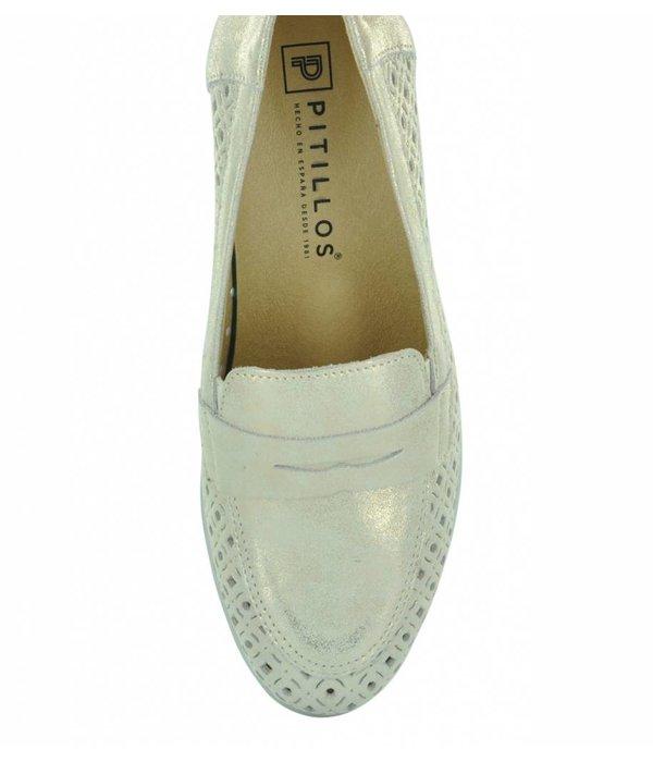 Pitillos 1023 Women's Comfort Wedge Shoes