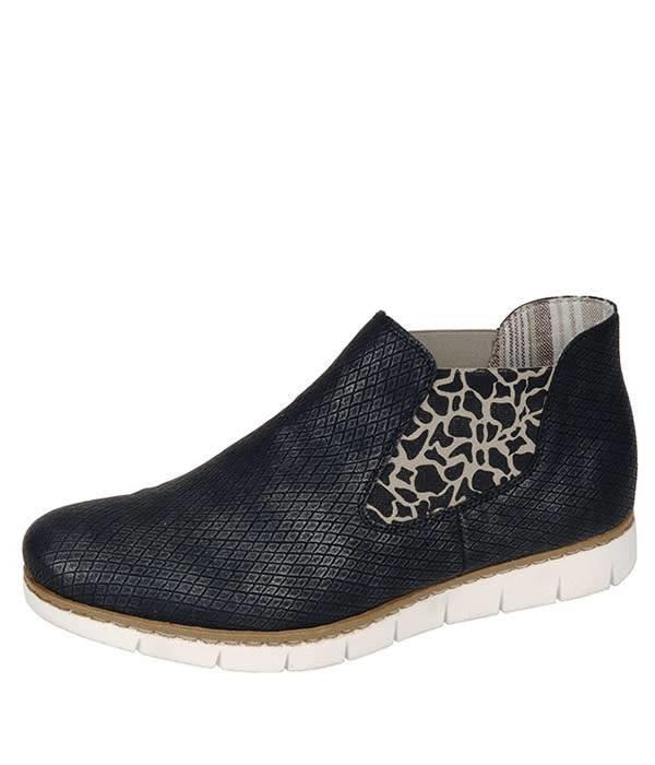 Rieker M1390 Women's Bootie Shoe