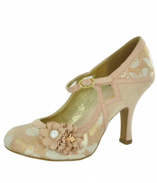 Ruby Shoo Yasmin 09088 Women's Court Shoes