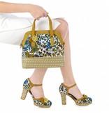 Ruby Shoo Flo 09094 Women's Court Shoes