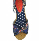 Ruby Shoo Molly 09093 Women's Wedge Sandals