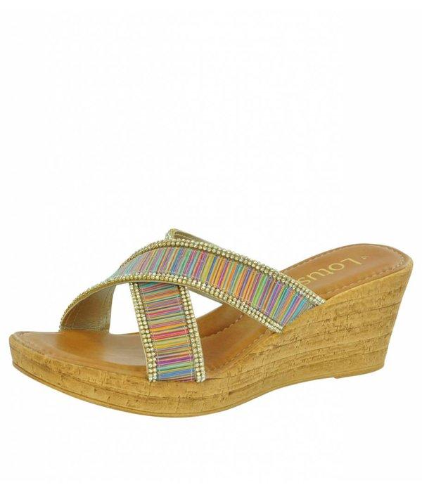 Lotus Arika 20200 Women's Wedge Sandals