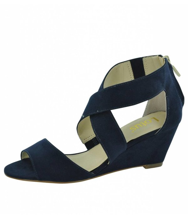 Lotus Cheeney 50748 Women's Wedge Sandals