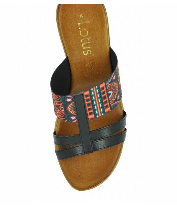 Lotus Ludovica 20339 Women's Wedge Sandals