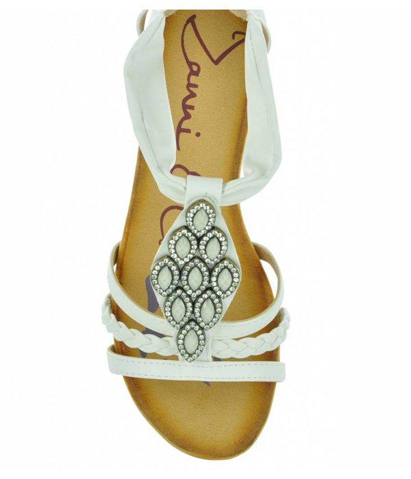 Zanni & Co Simpson Women's Wedge Sandal