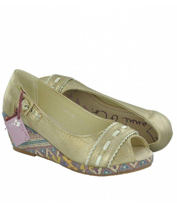 Zanni & Co Tansy Women's Wedge Sandal