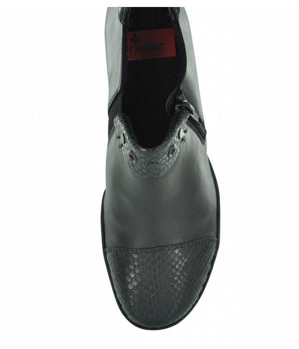 Rieker 57161 Women's Bootie Shoes