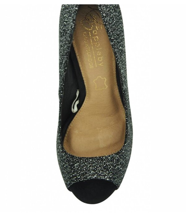 Kate Appleby Devon Metal Women's Court Shoes