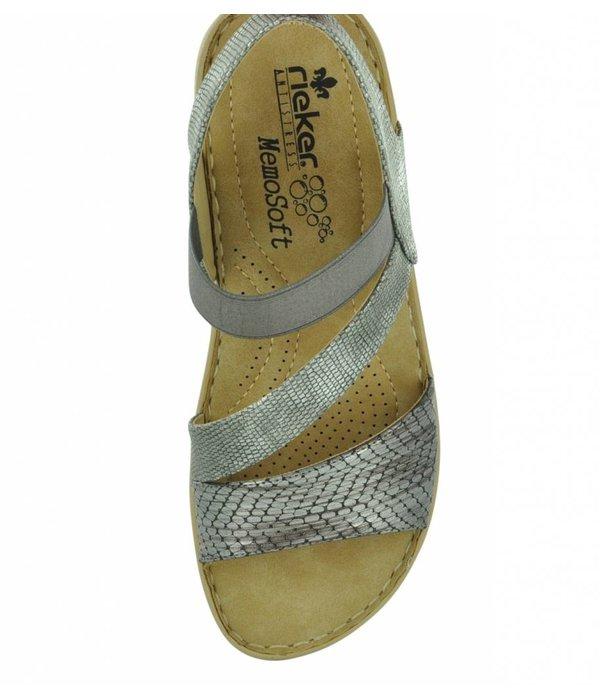 Rieker V5773 Women's Comfort Sandals