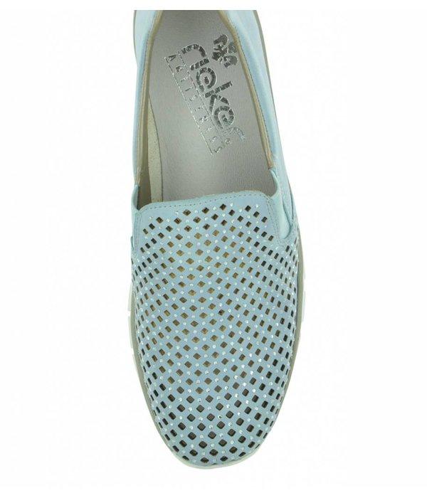 Rieker 537A6 Women's Comfort Shoes