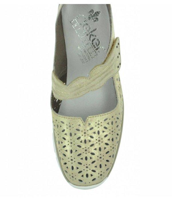 Rieker 587G7 Women's Comfort Shoes