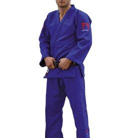 Fighting Films Judoanzug FF Superstar 750 IJF rec. blau