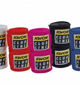 KWON Boxbandagen elastisch 2,50 m