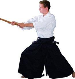 PHOENIX Hakama Kendo & Aikido schwarz