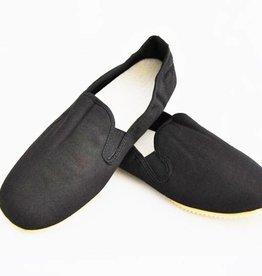 PHOENIX Kung Fu Schuhe schwarz