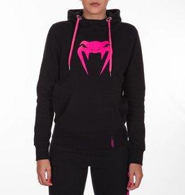 """VENUM Women Hoodie """"Infinity"""" - Schwarz/Pink"""