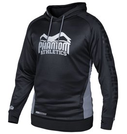 "Phantom Athletics Hoodie ""Stealth"" - Schwarz"