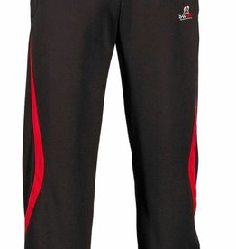 DANRHO Life Collection Hose Unisex schwarz/rot