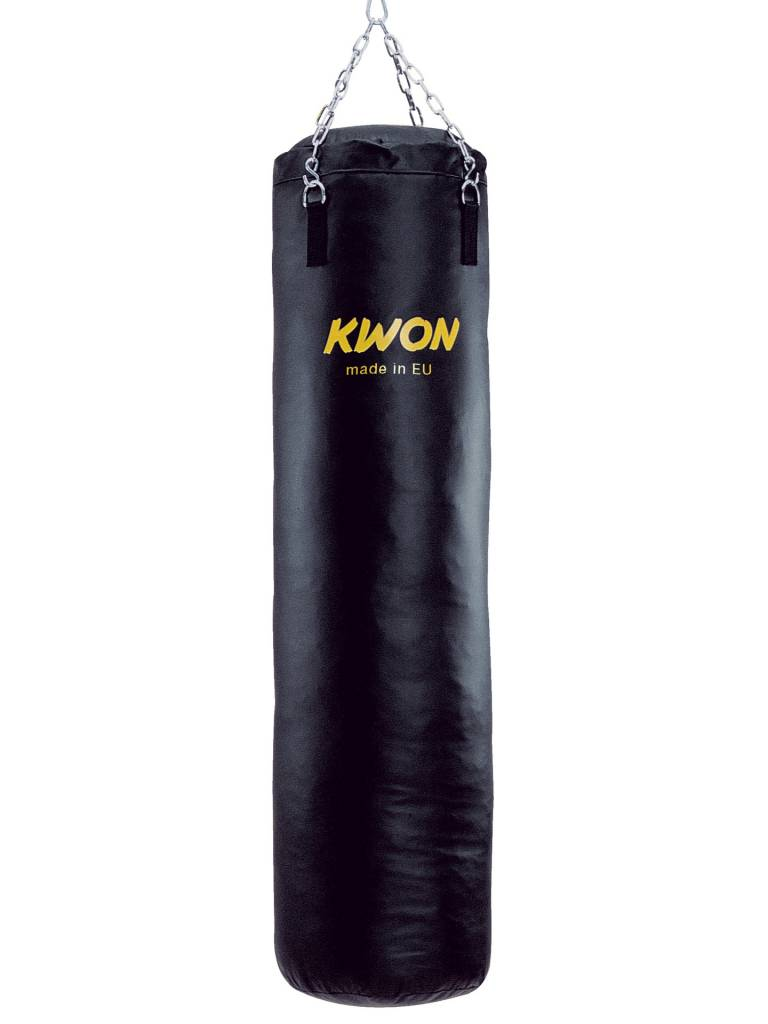 KWON Boxsack Sandsack Standard 120 cm gefüllt