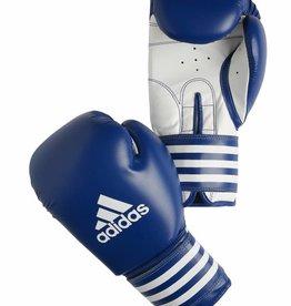 ADIDAS Rindsleder Boxhandschuhe ULTIMA - Blau