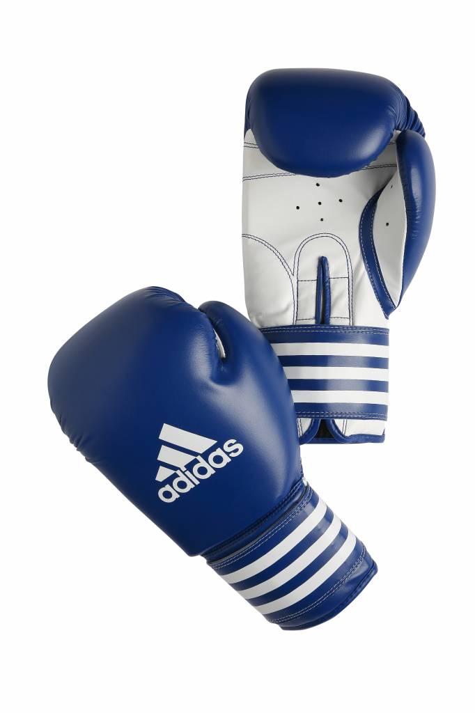 ADIDAS Boxhandschuhe ULTIMA aus Rindsleder - Blau