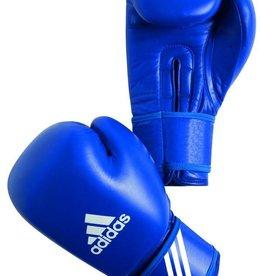 ADIDAS Boxhandschuhe AIBA blau