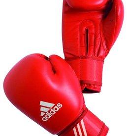 ADIDAS Boxhandschuhe AIBA rot