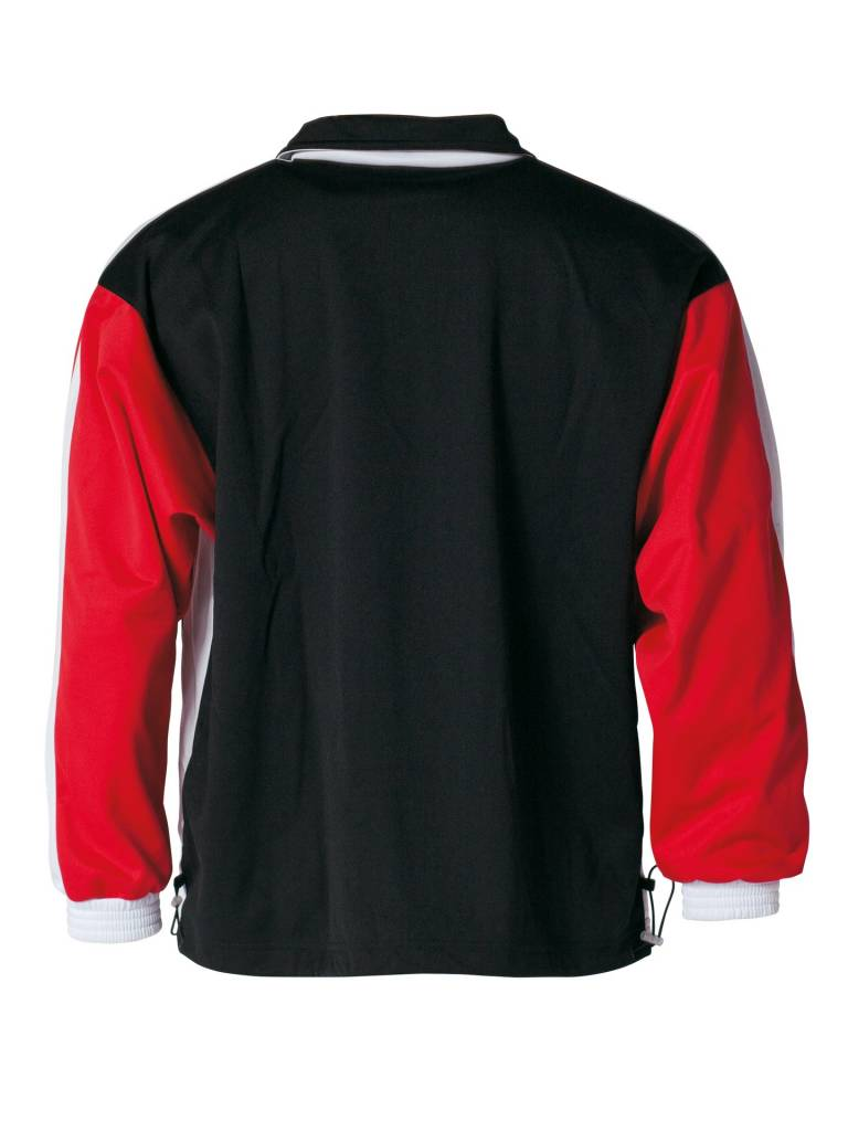 KWON Teamjacke schwarz/rot