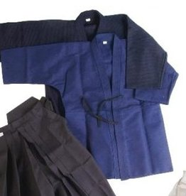 PHOENIX Hakama Kendo & Aikido Anzug blau