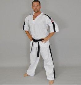 BUDOS FINEST Freestyle-Anzug weiß