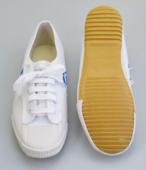 WACOKU PX Wushu Schuhe weiss