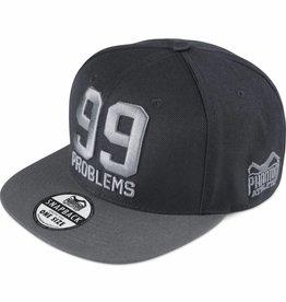 "Phantom Athletics Cap ""99 Problems"" - Schwarz/Grau"