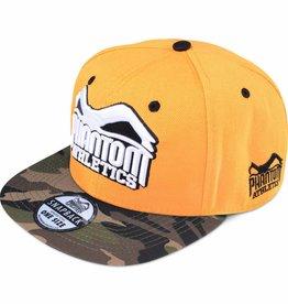 """Phantom Athletics Cap """"Team"""" - Orange/Camo"""