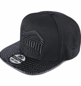 "Phantom Athletics Cap ""Team"" - Black/Croco"