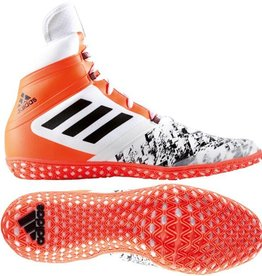 "ADIDAS Ringer Schuhe ""Flying Impact"" - Weiß/Neon"